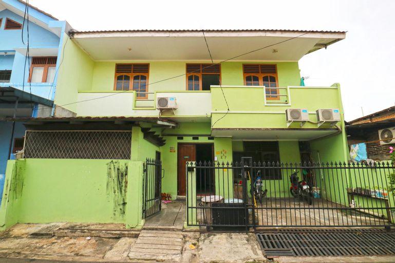 Kabin Kapsul Kayu jati I Jakarta, East Jakarta