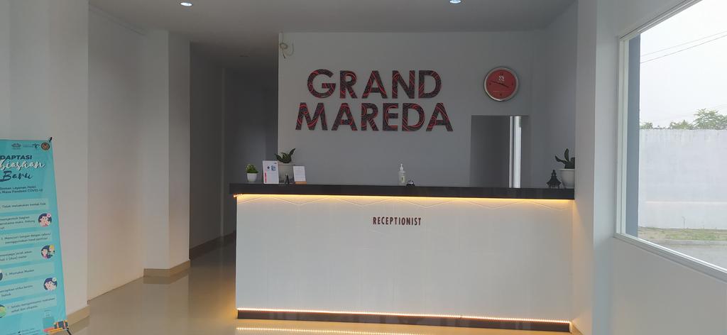 Grand Mareda Hotel, Toba