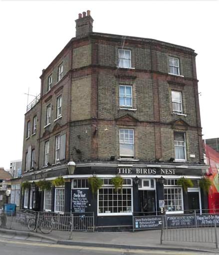 The Birdsnest Guest House, London