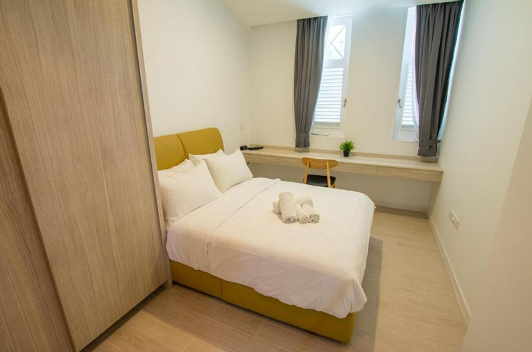 Cantonment Serviced Apartment, Downtown Core