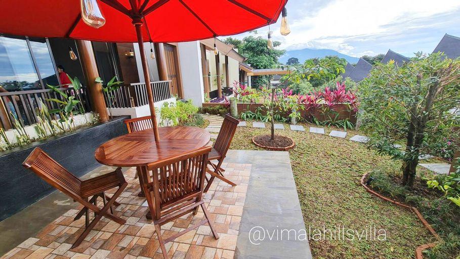 Mountain View Garden Villa at Vimala Hills, Bogor