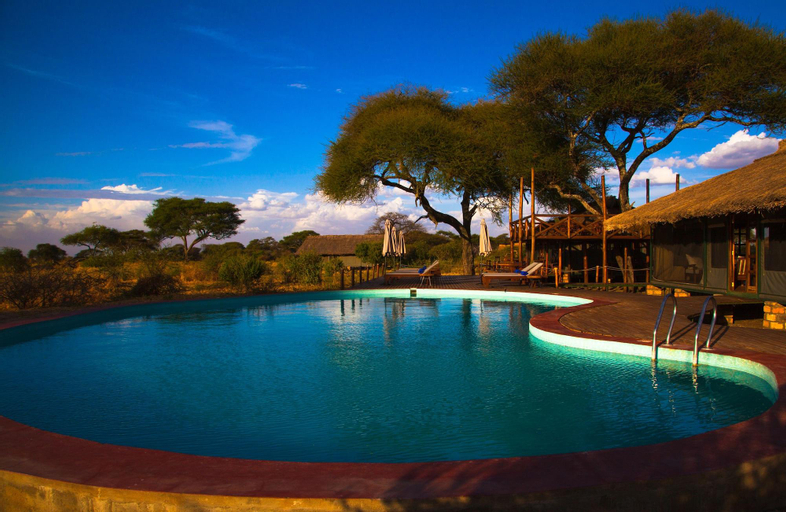Tarangire Simba Lodge, Babati