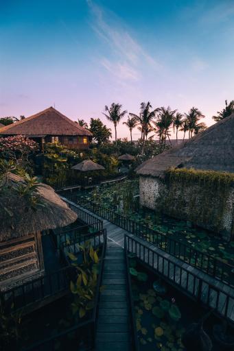 Hotel Tugu Bali, Badung