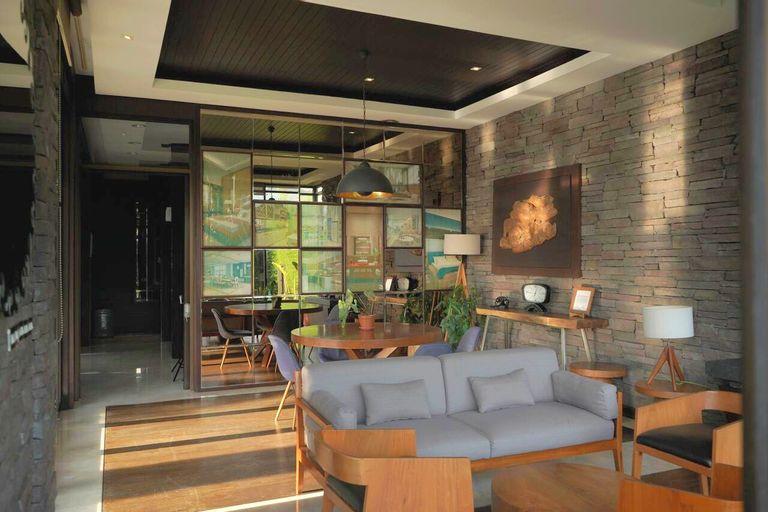 D'green Villa, Bandung