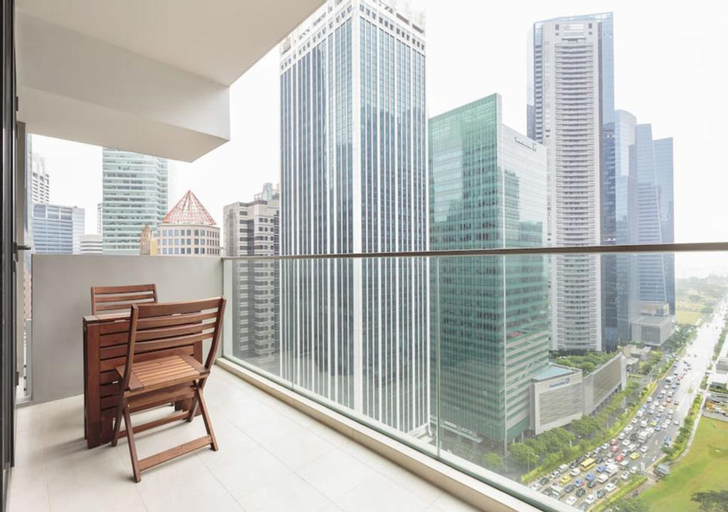 2br Raffles Executive, Singapura