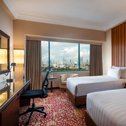 Hotel Ciputra Jakarta managed by Swiss-Belhotel International, West Jakarta