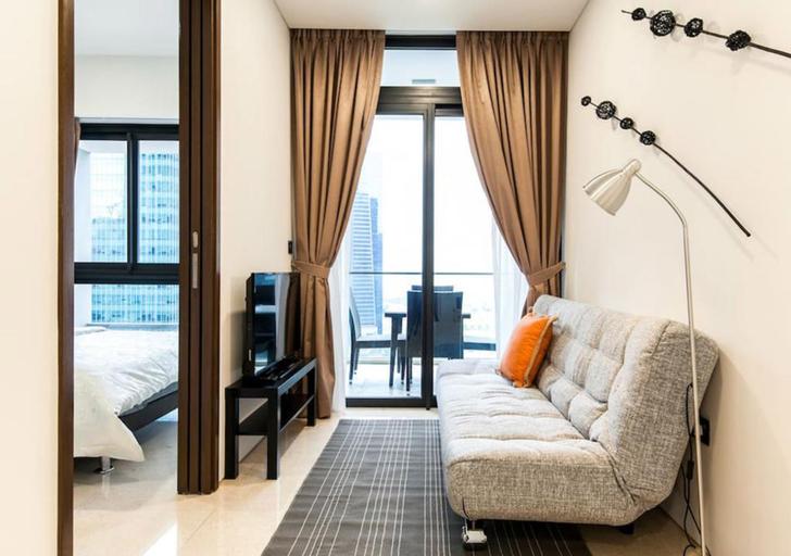 Luxury 1br Modern Executive, Singapura