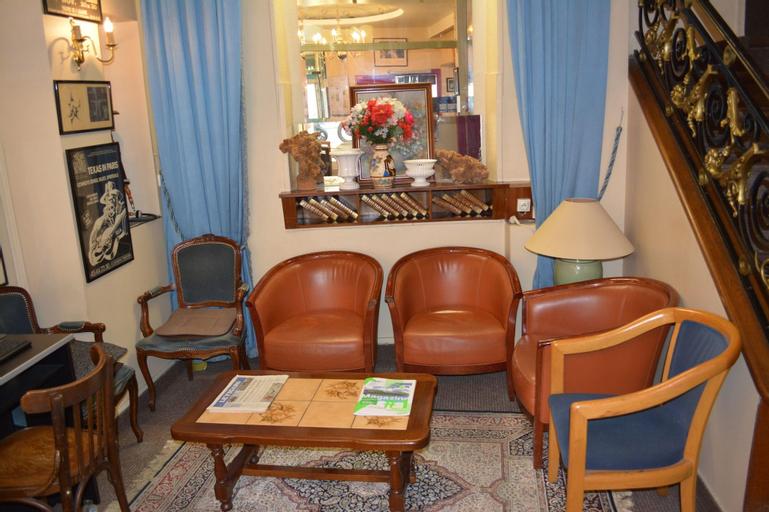 Hotel Stanislas, Paris