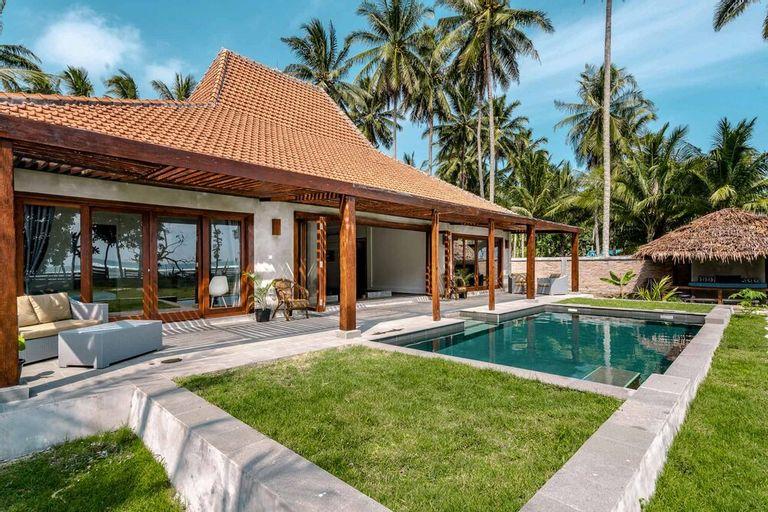 The Surf Villa, Lampung Barat