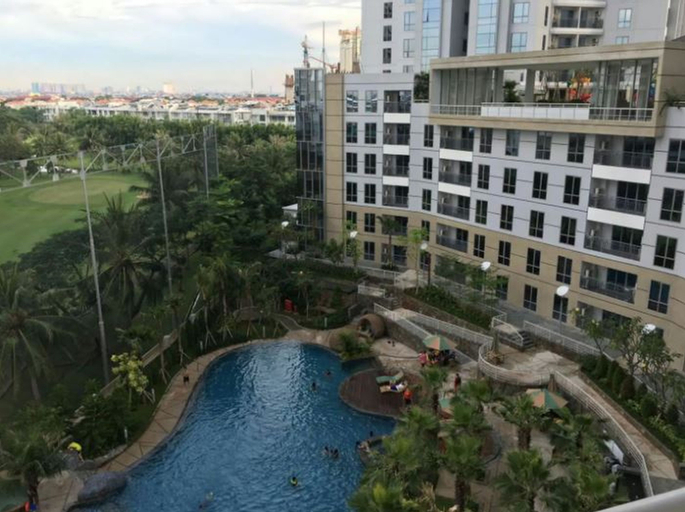 The Mansion Jasmine at Dukuh Golf Kemayoran - JIEX, North Jakarta