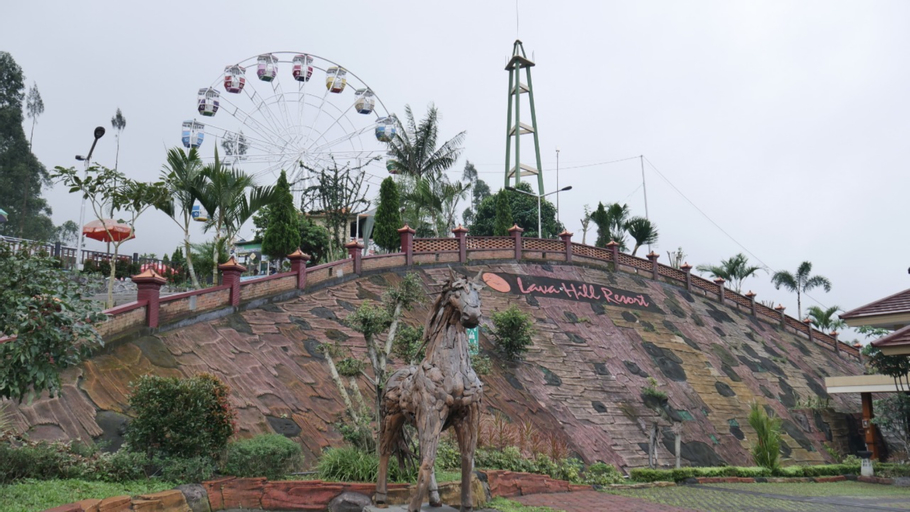 Lava Hill Resort, Probolinggo