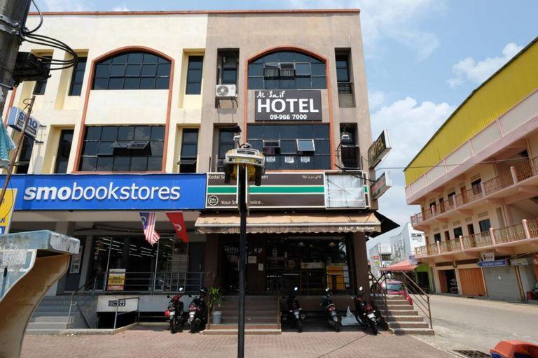 OYO 44123 Hotel Al-saif, Kuala Krai