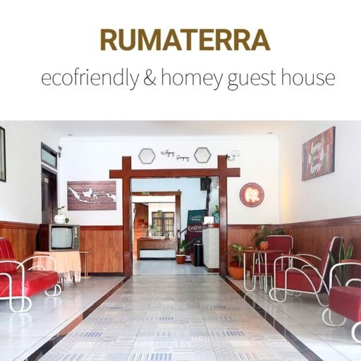 RumateRRa Bed & Breakfast, Bandung