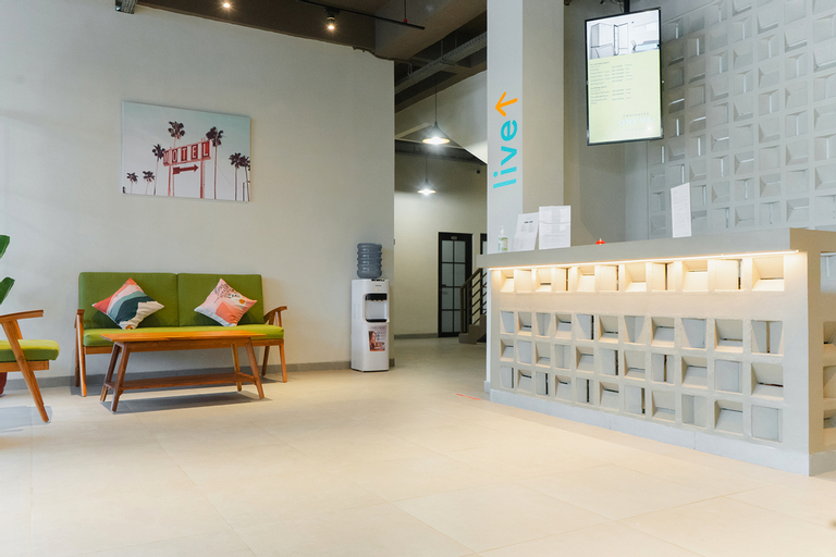 Social Hub by TwoSpaces, West Jakarta