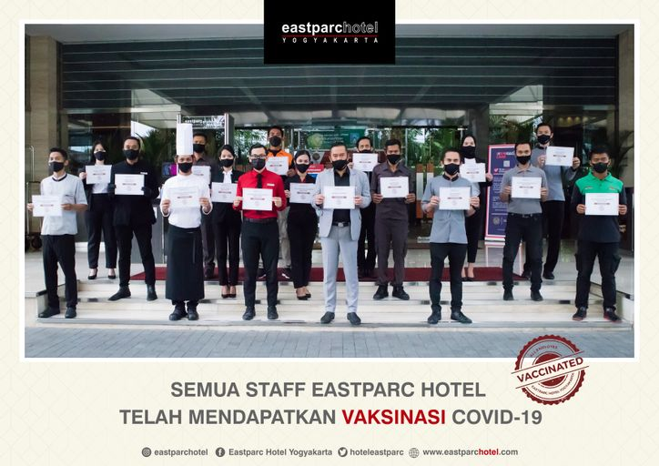 Eastparc Hotel Yogyakarta, Sleman