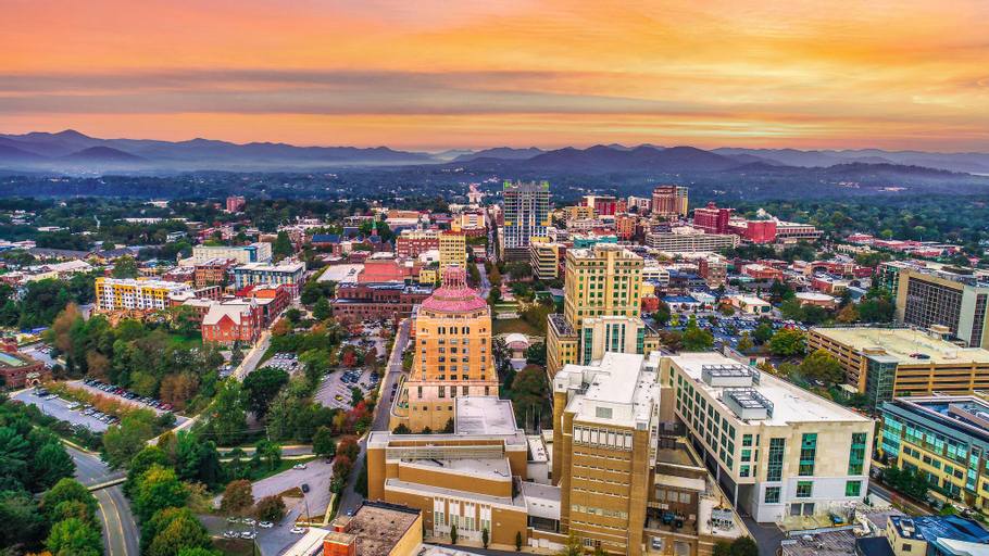 Candlewood Suites ASHEVILLE DOWNTOWN, Buncombe
