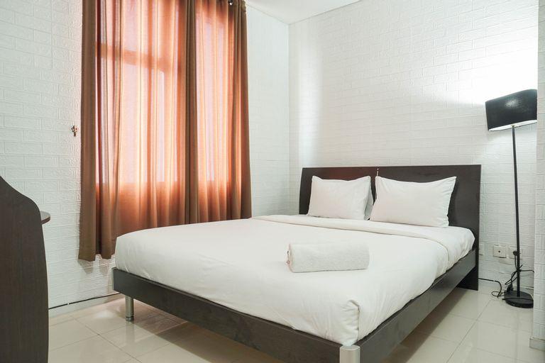 Spacious Studio The Lavande Residence Apartment near Kota Kasablanka By Travelio, South Jakarta