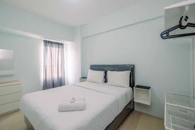 Cozy Stay 2BR Tamansari Mahogany Apartment By Travelio, Karawang