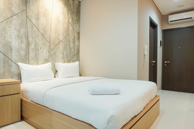 Brand New and Modern Studio at Ciputra International Apartment By Travelio, West Jakarta