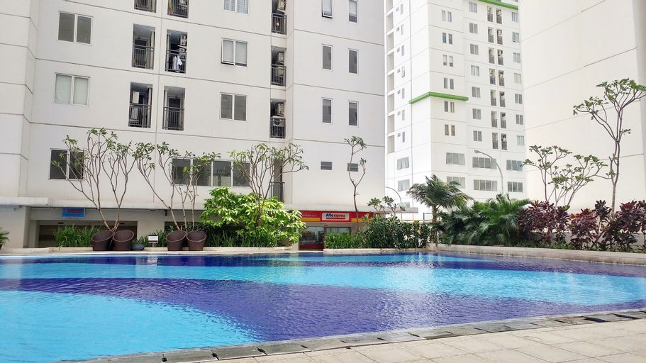 Spacious and Comfort 2BR Bassura City Apartment near Mall By Travelio, East Jakarta