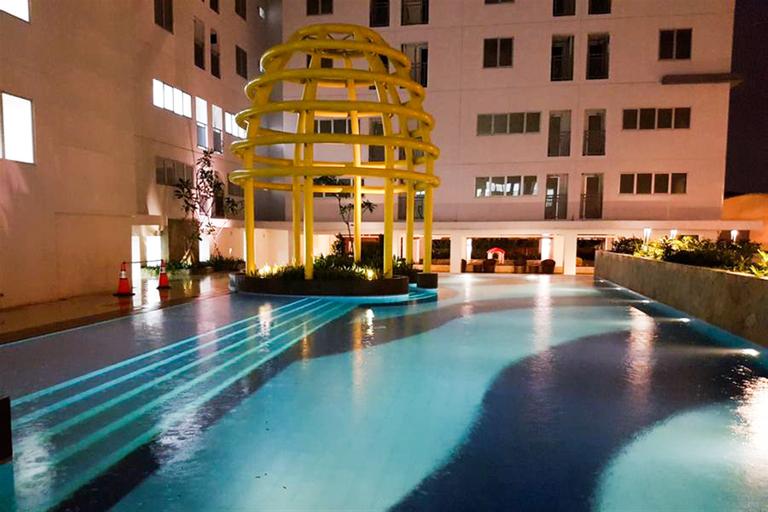 2BR Comfy Bassura City Apartment By Travelio, East Jakarta