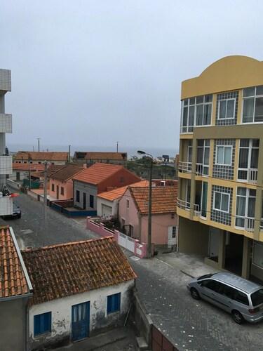 Apartment With 2 Bedrooms in Póvoa de Varzim, With Wonderful sea View,, Póvoa de Varzim
