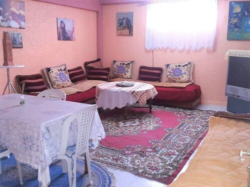 Vacancy Appartment - Apartment With 2 Rooms In Casablanca, With Wonder, Casablanca