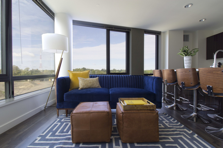 Charming Lower Allston Suites By Sonder, Suffolk