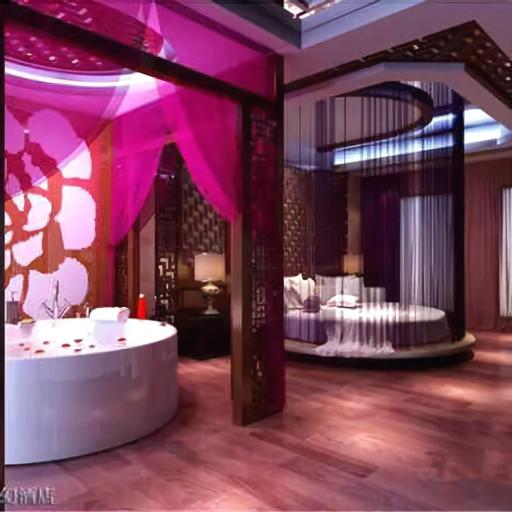 Magic Of Ice Dream Hotel, Jinhua