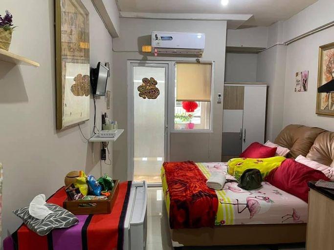 Studio Room at Green Pramuka City-Freshcation @IGA Enjoy Coffee ☕️, Jakarta Pusat