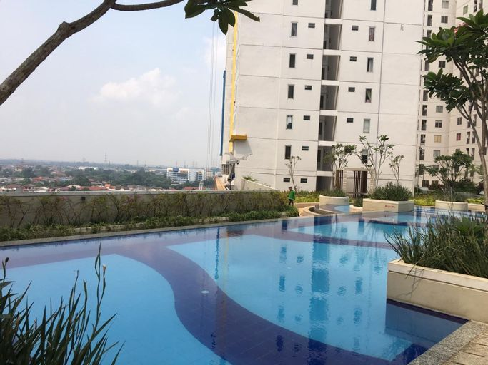 Moagi Stay 2BR at Bassura City Apartment Level 21, East Jakarta