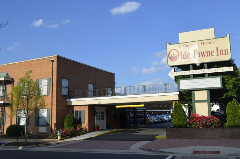 Olde Town Inn-Manassas, Manassas