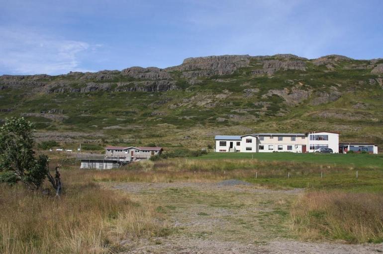 Hótel Laugarhóll, Kaldrananeshreppur