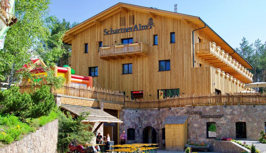 Schartner Alm, Bolzano