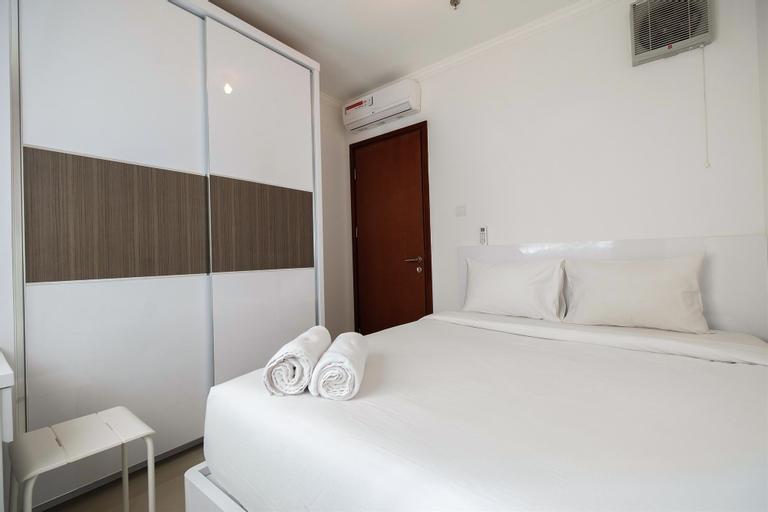 Homey 2BR Signature Park Grande Apartment, South Jakarta