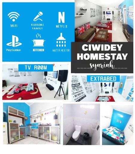 Ciwidey Homestay, Bandung