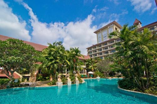Bella Villa Cabana, Bang Lamung