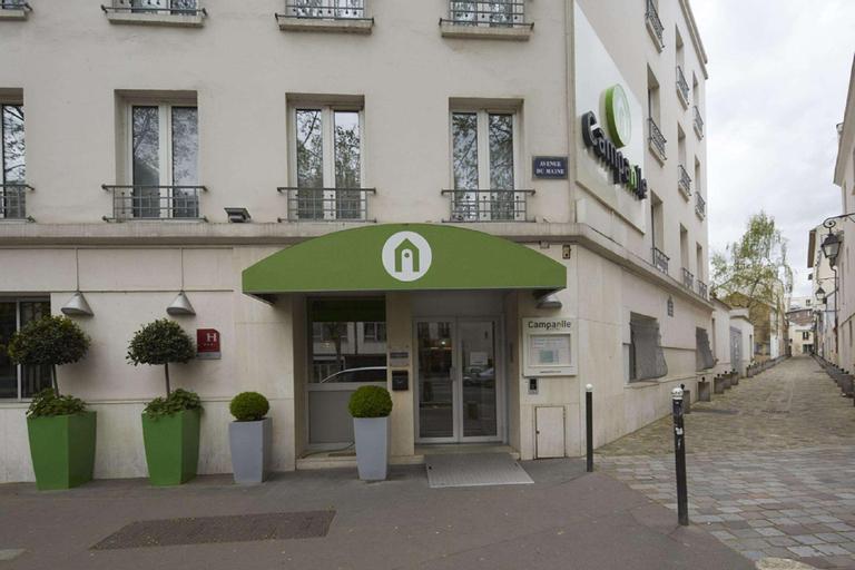Hotel Campanile Paris 14 Maine Montparnasse, Paris