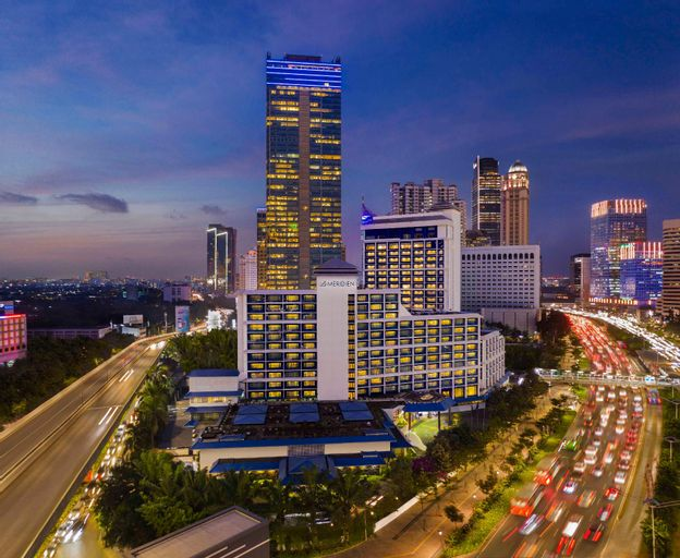 Le Méridien Jakarta, Central Jakarta