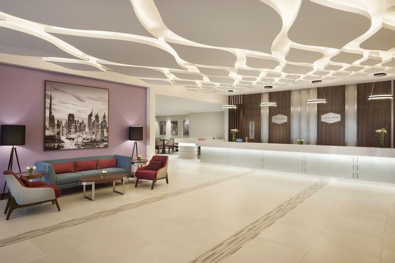 Hampton by Hilton Dubai Airport,