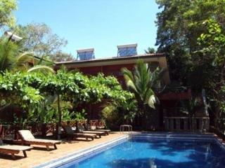 Villa Stefan, Serang
