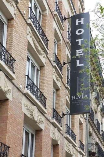 Hotel Montparnasse Alesia, Paris