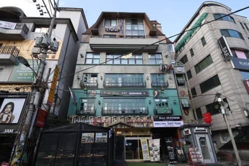Mamas and Papas Hongdae Guesthouse, Seodaemun