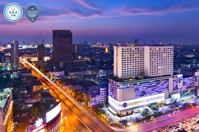 Grand Mercure Bangkok Fortune, Wattana