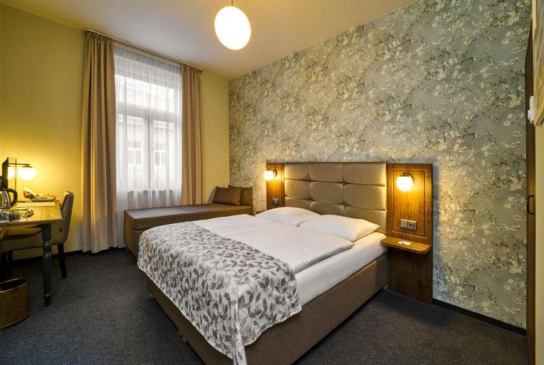 City Partner Hotel Victoria, Praha 8
