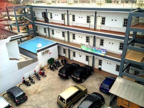 Amelia Boarding House, Palembang