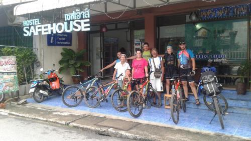 Safehouse Hostel, Muang Prachuap Khiri Khan