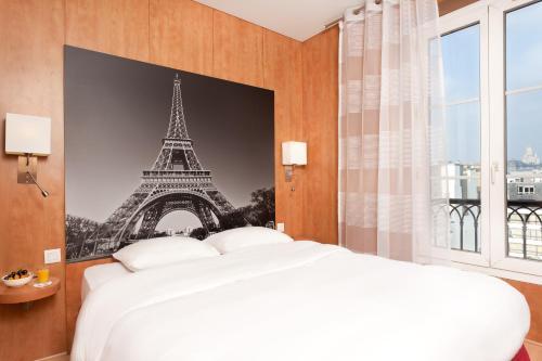 Best Western Hotel Ronceray Opera, Paris