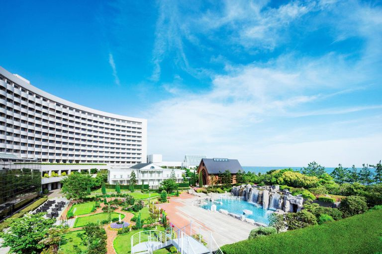 Sheraton Grande Tokyo Bay Hotel, Edogawa