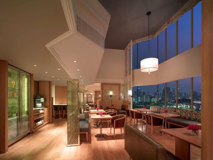 Grand Hyatt Erawan Bangkok, Pathum Wan